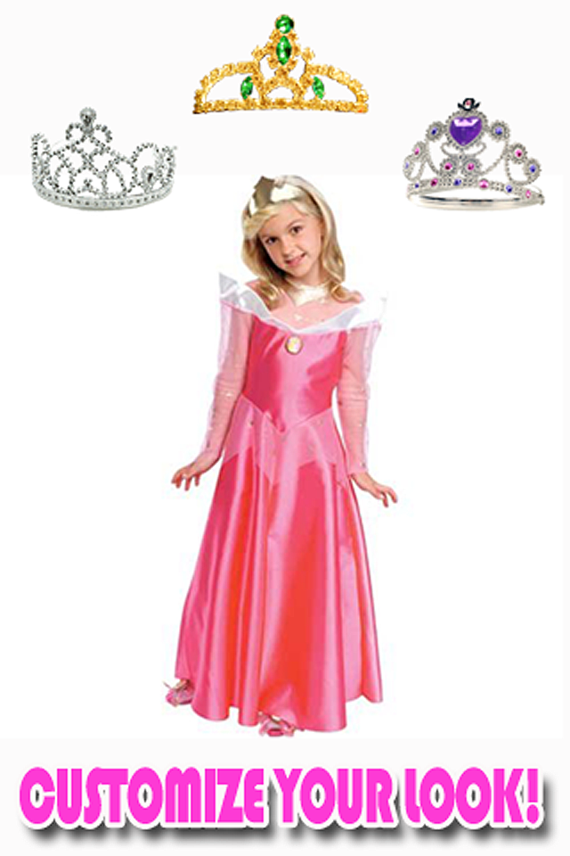Screenshot Dress-Up Princess!