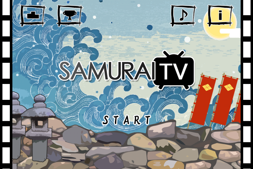 Screenshot Samurai TV