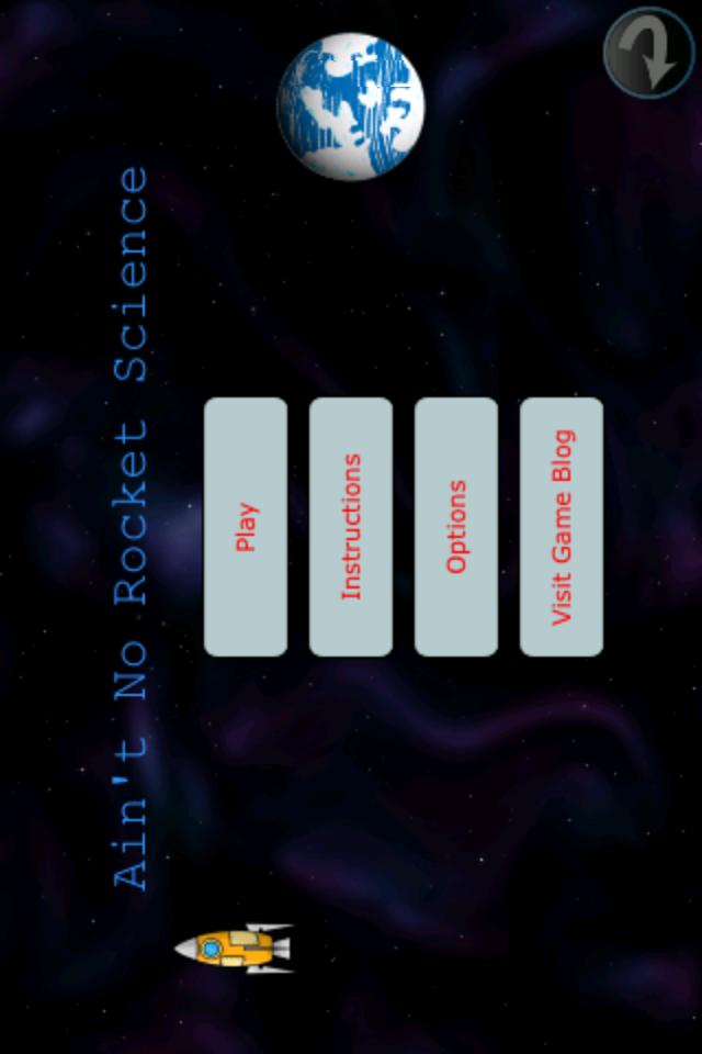 Screenshot Ain't No Rocket Science